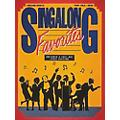Hal Leonard Singalong Favorites Piano, Vocal, Guitar Songbook