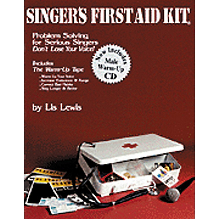 Hal LeonardSinger's First Aid Kit - Male Voice Book/CD