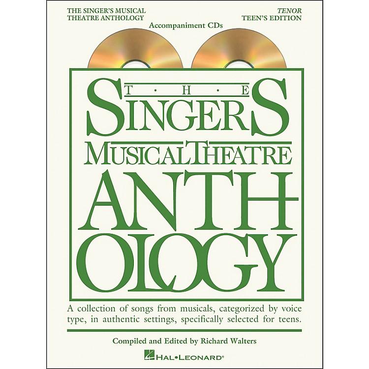 Hal LeonardSinger's Musical Theatre Anthology Teen's Edition Tenor CD's Only