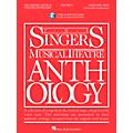 Hal Leonard Singer's Musical Theatre Anthology for Baritone / Bass Volume 4 Book/2CD's