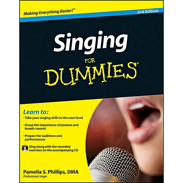 Mel BaySinging for Dummies, 2nd Edition  Book/CD Set