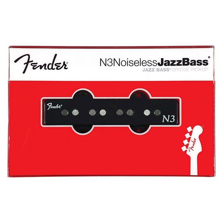Fender Single N3 Noiseless Jazz Bridge Pickup