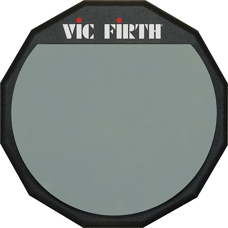 Vic FirthSingle Sided Practice Pad12 in.12 in.