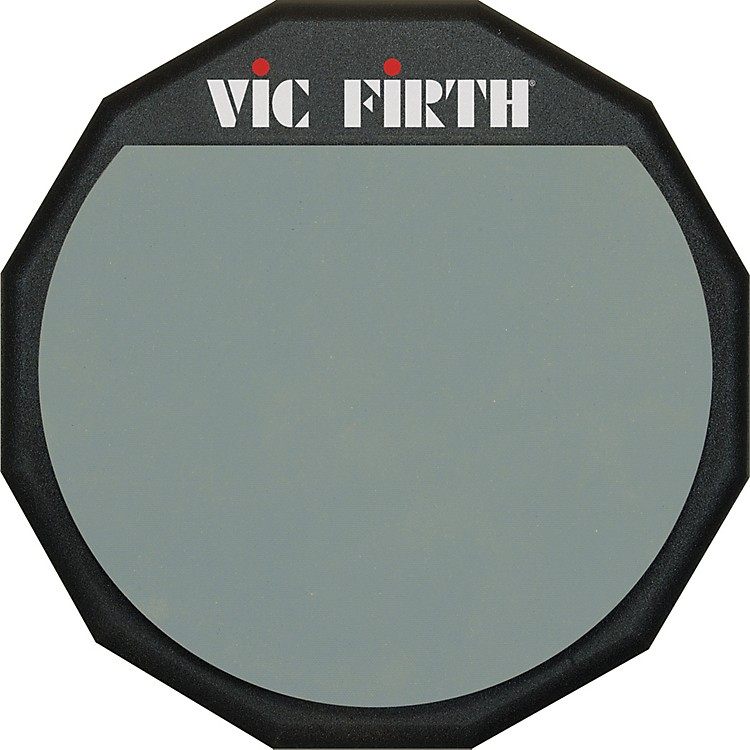 Vic FirthSingle Sided Practice Pad6 in.
