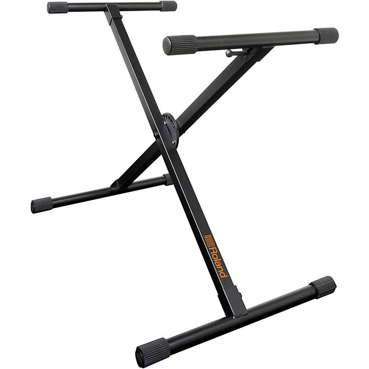 roland single x braced keyboard stand music123. Black Bedroom Furniture Sets. Home Design Ideas