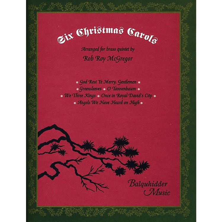 Carl FischerSix Christmas Carols Book
