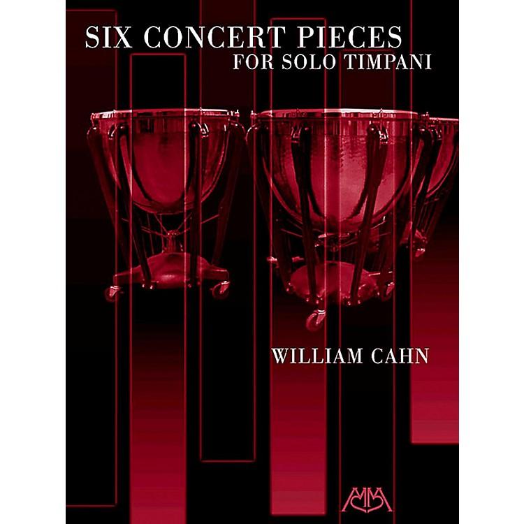Meredith MusicSix Concert Pieces For Solo Timpani