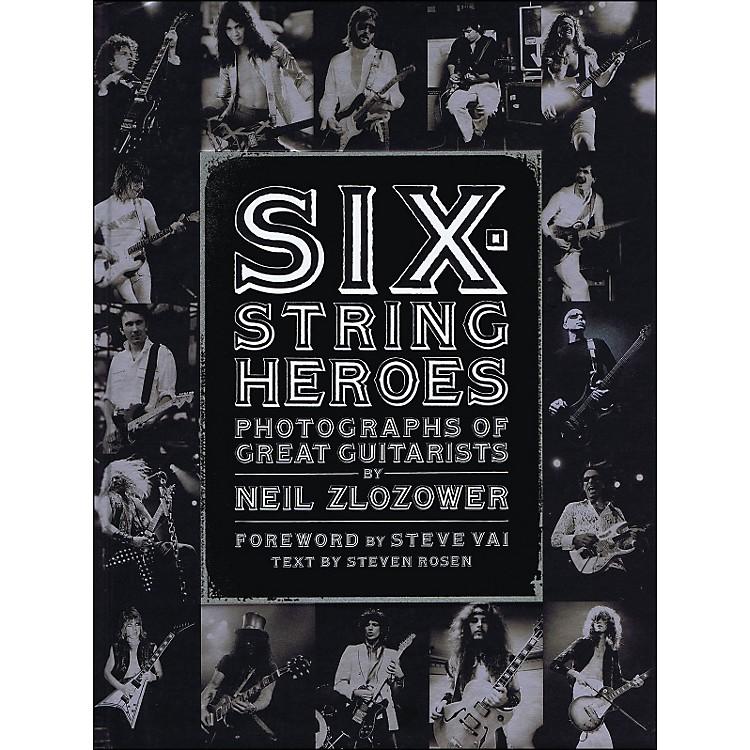 Hal LeonardSix-String Heroes Book