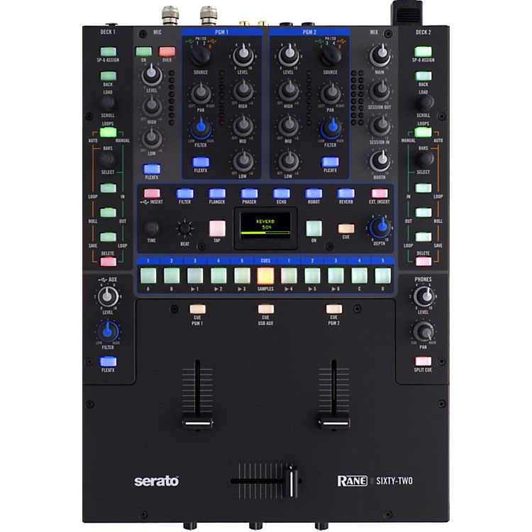 Rane Sixty-Two Performance Mixer