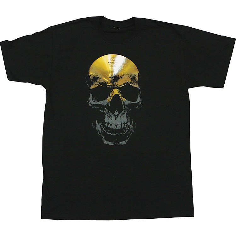 Zildjian Skull T-Shirt Medium