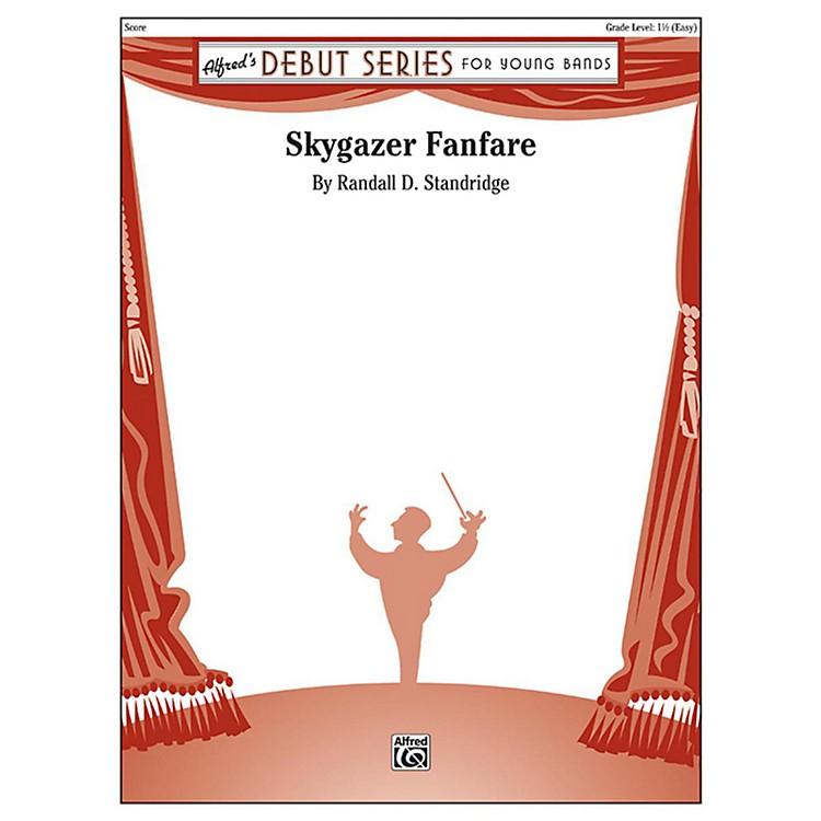 AlfredSkygazer Fanfare Concert Band Grade 1.5