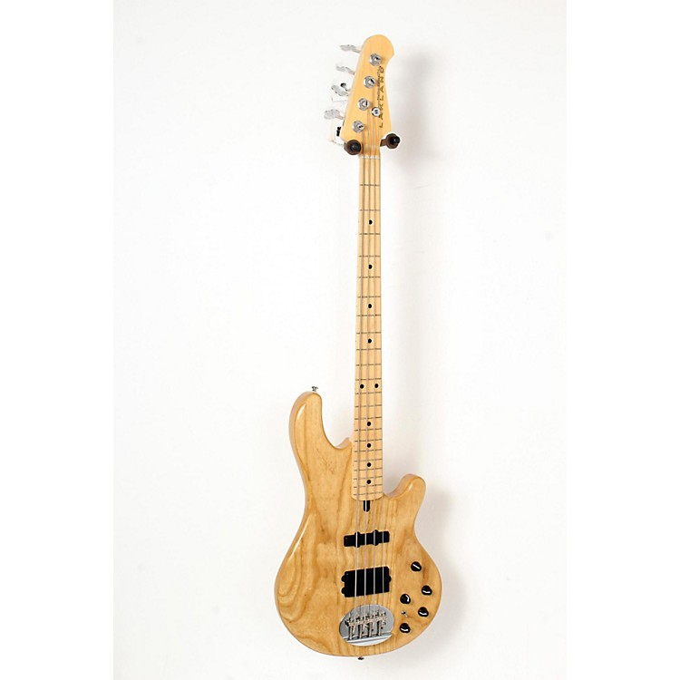 Lakland Skyline 44-02 4-String Bass Natural, Maple Fretboard 888365835815
