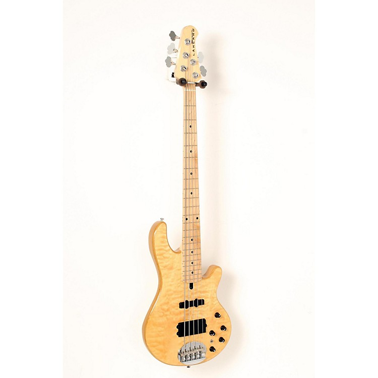 Lakland Skyline Deluxe 55-02 5-String Bass Natural,Maple Fretboard 888365837161