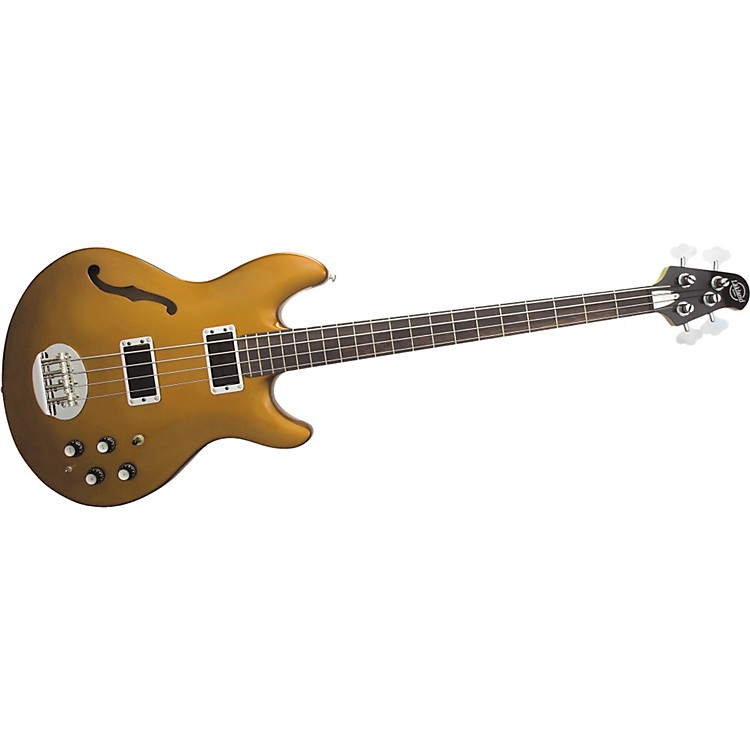 Lakland Skyline Fretless Hollowbody Bass