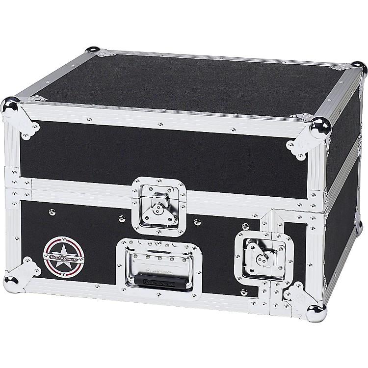 Road RunnerSlant Mixer Rack Case/Vertical Rack