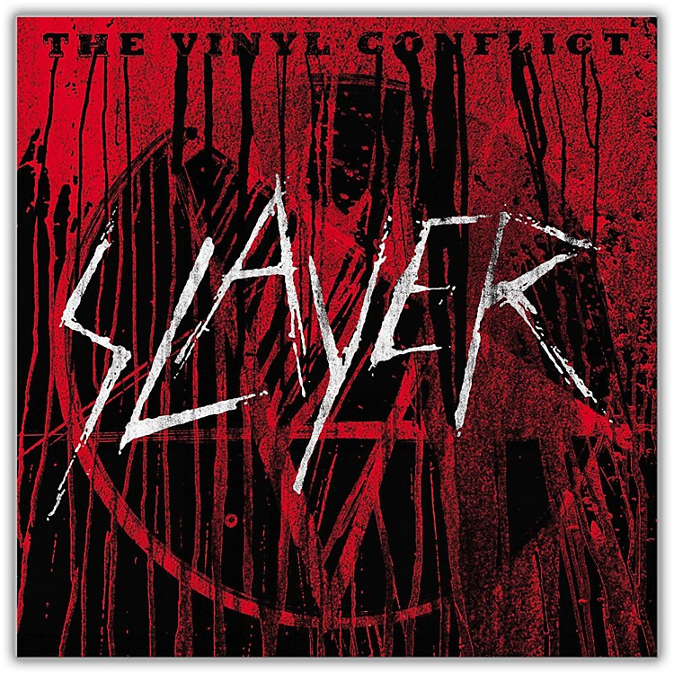 Universal Music Group Slayer - The Vinyl Conflict [11LP]