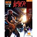 Hal Leonard Slayer Guitar Play-Along Volume 156 Book/CD