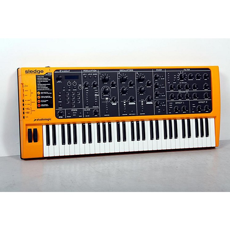 Studiologic Sledge 2.0 Polyphonic Synthesizer  888365831343