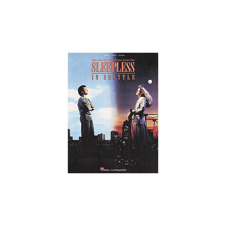 Hal Leonard Sleepless in Seattle Piano, Vocal, Guitar Songbook