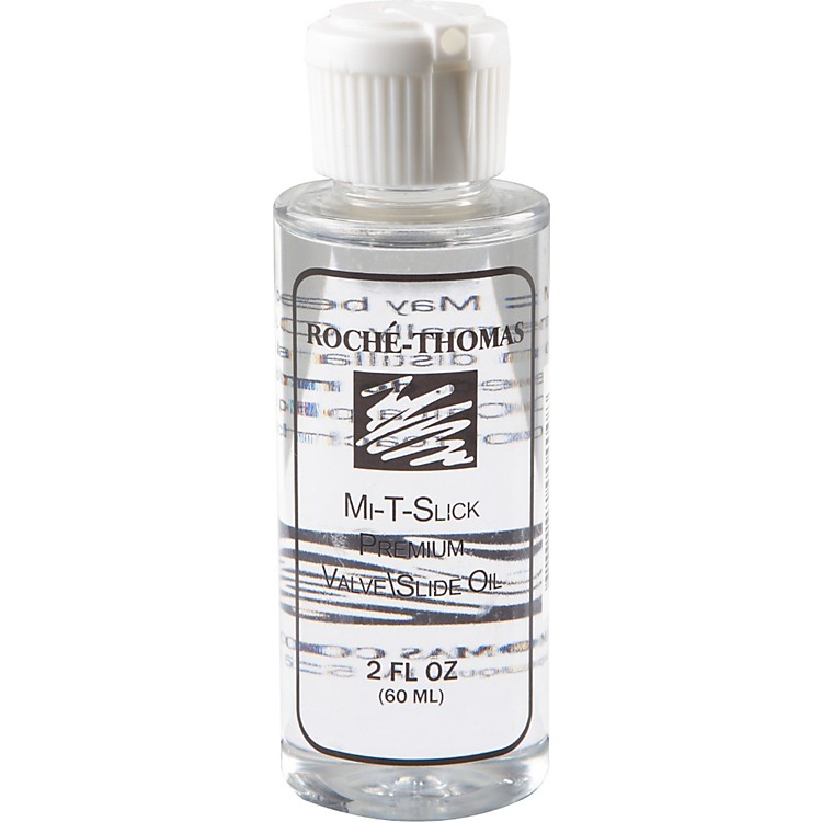 Roche Thomas Slick Valve / Slide Oil 2oz Bottle