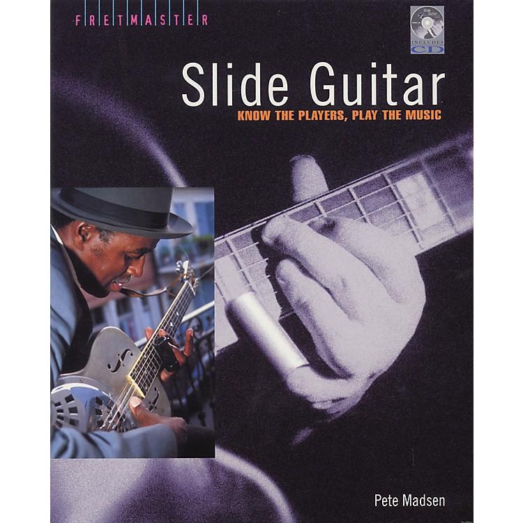 Backbeat BooksSlide Guitar (Book/CD)