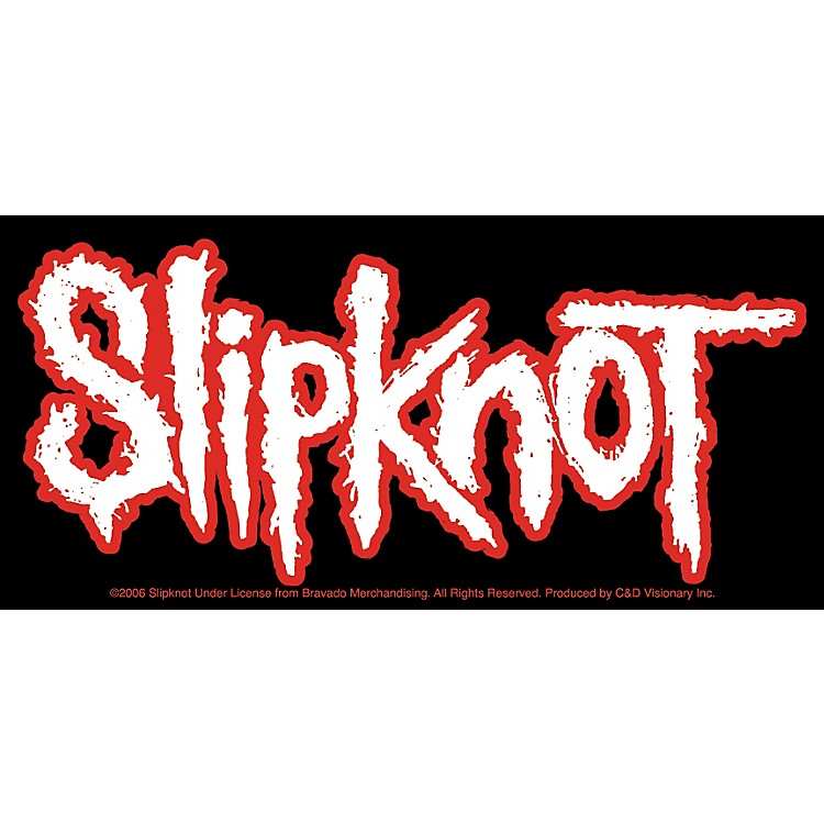C&D Visionary Slipknot Sticker