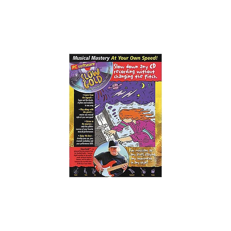 World Wide WoodshedSlowGold Musical Mastery (CD-ROM)