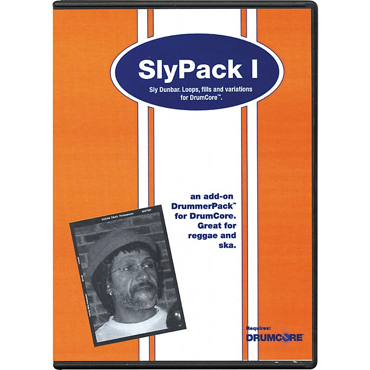 Sonoma Wire WorksSlyPack I Add-On DrummerPack for DrumCore
