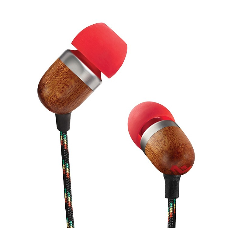 The House of MarleySmile Jamaica - Fire In-ear headphone