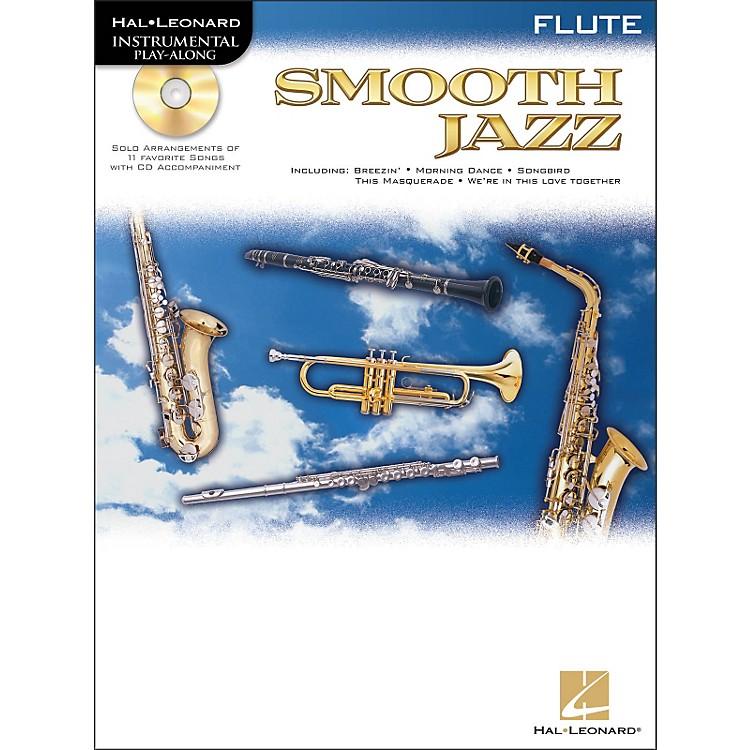Hal LeonardSmooth Jazz for Flute Book/CD
