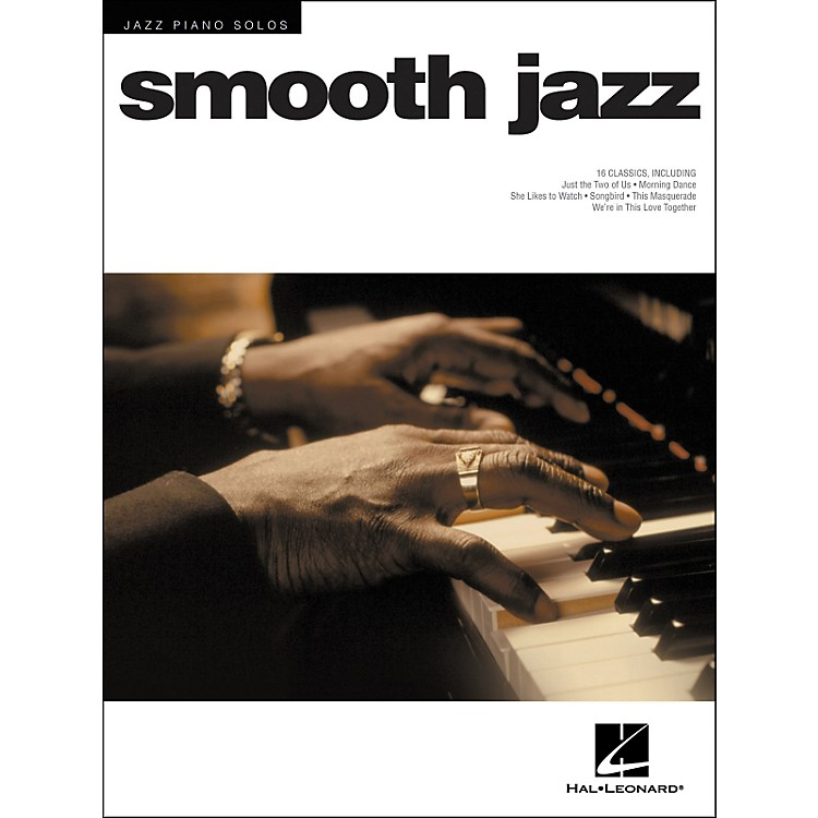 Hal Leonard Smooth Jazz