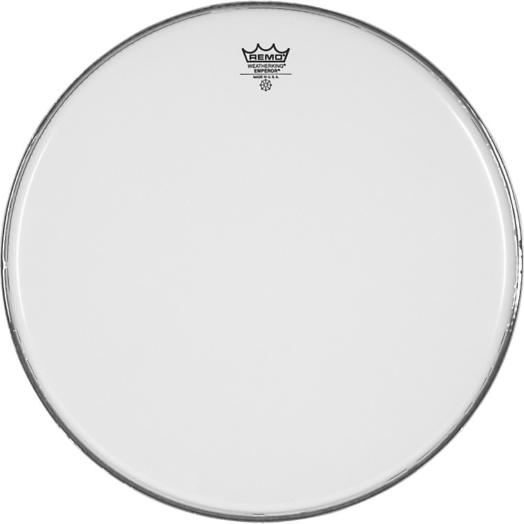 Remo Smooth White Emperor Batter Head  16 in.