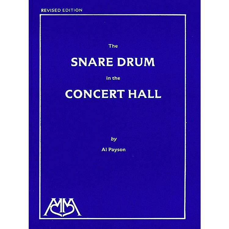Meredith MusicSnare Drum In The Concert Hall