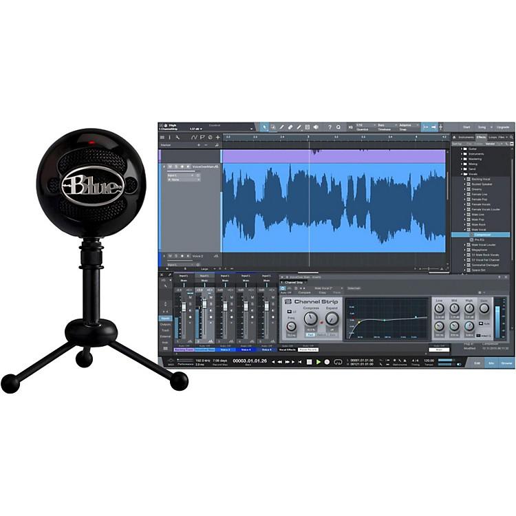 BLUESnowball Studio USB MicrophoneBlack