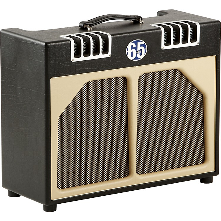 65amps SoHo 20W 1x12 Tube Guitar Combo Amp Black