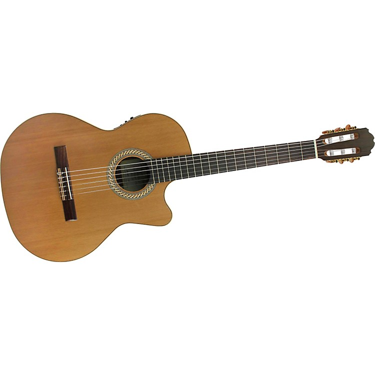 KremonaSofia S63CW Classical Acoustic-Electric Guitar