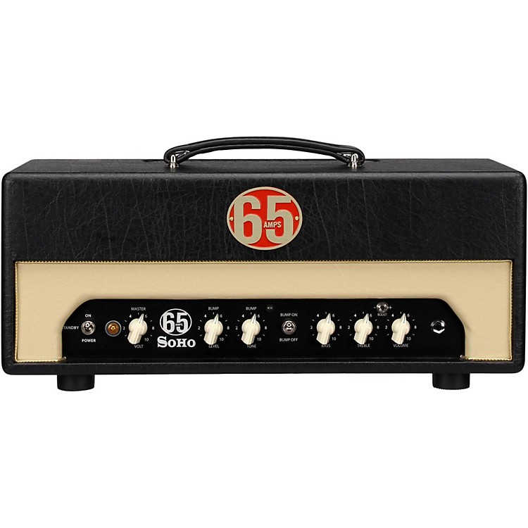 65amps Soho 20W Tube Guitar Amp Head Black