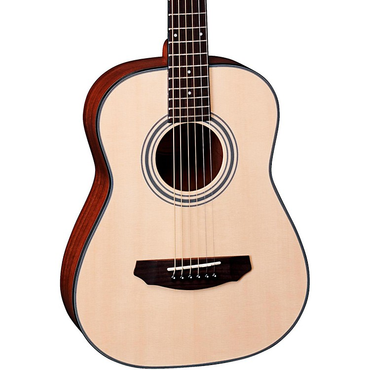 Michael Kelly Sojourn 6 Travel Acoustic Guitar Natural