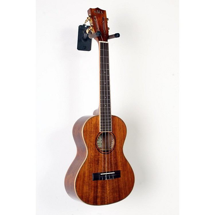 Kala Solid Acacia Tenor Ukulele Regular 888365897745