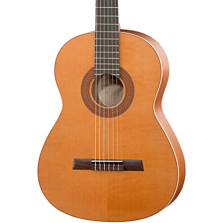 Hofner Solid Cedar Top Mahogany Body Classical Acoustic Guitar Matte Natural