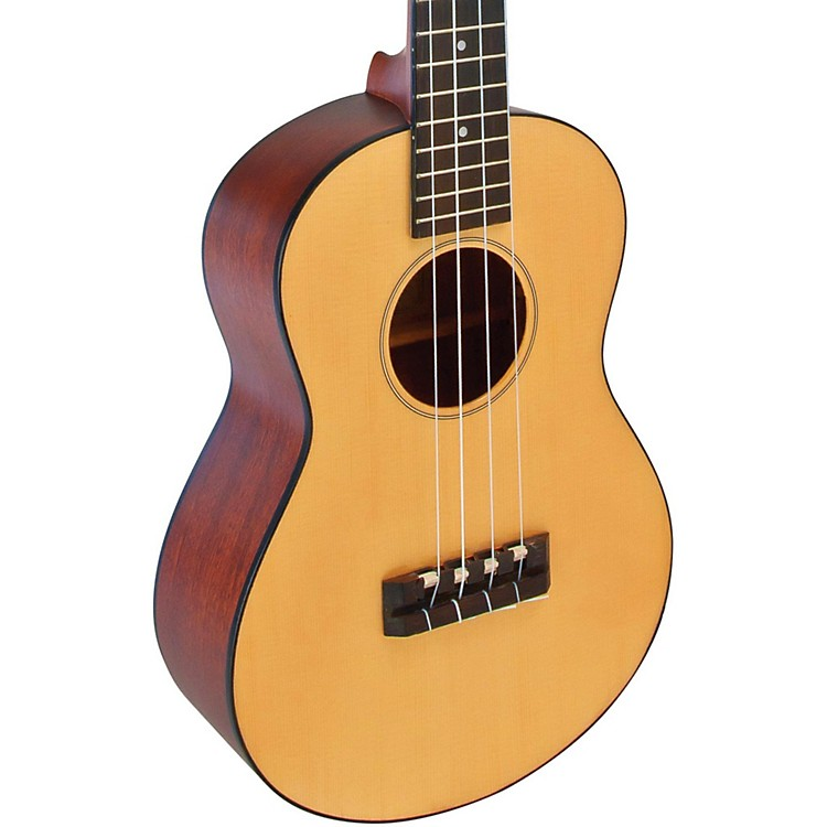 Lanikai Solid Spruce Top TunaUke Equipped Tenor Ukulele