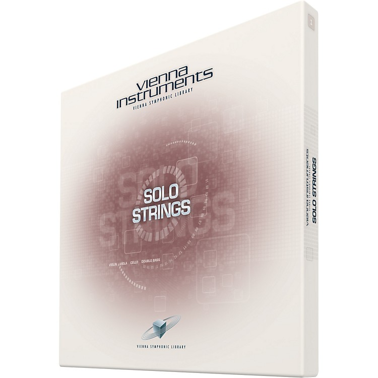 Vienna Instruments Solo Strings