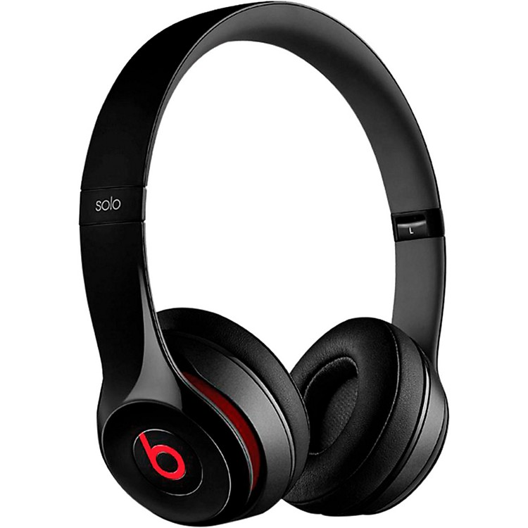 Beats By Dre Solo2 On-Ear Headphone Black