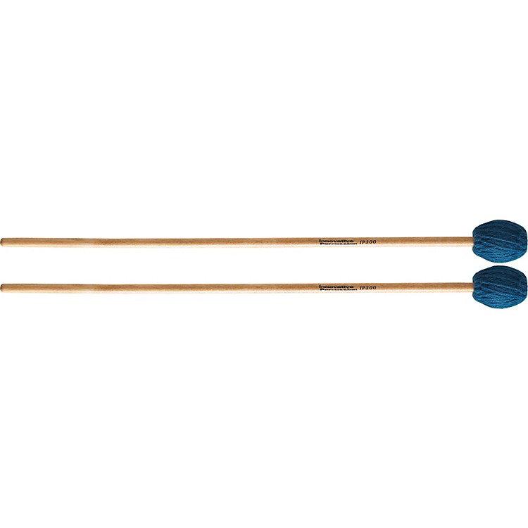 Innovative Percussion Soloist Series Mallets Medium Hard Birch Handles