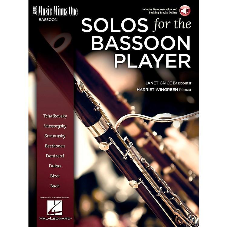 Hal LeonardSolos for The Bassoon Player