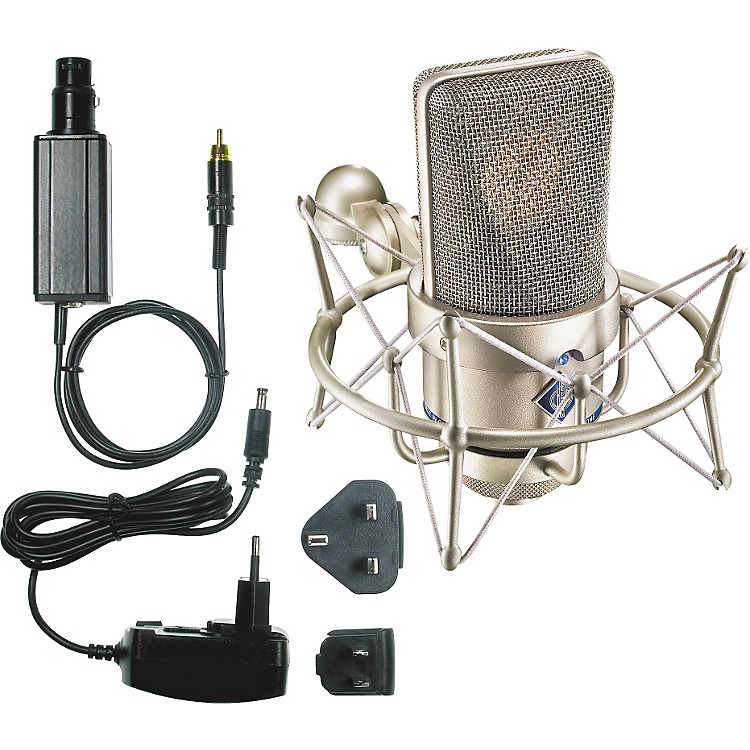 Neumann Solution D TLM 103 D Mic Starter Set with S/PDIF Interfacen - 44.1/48kHz