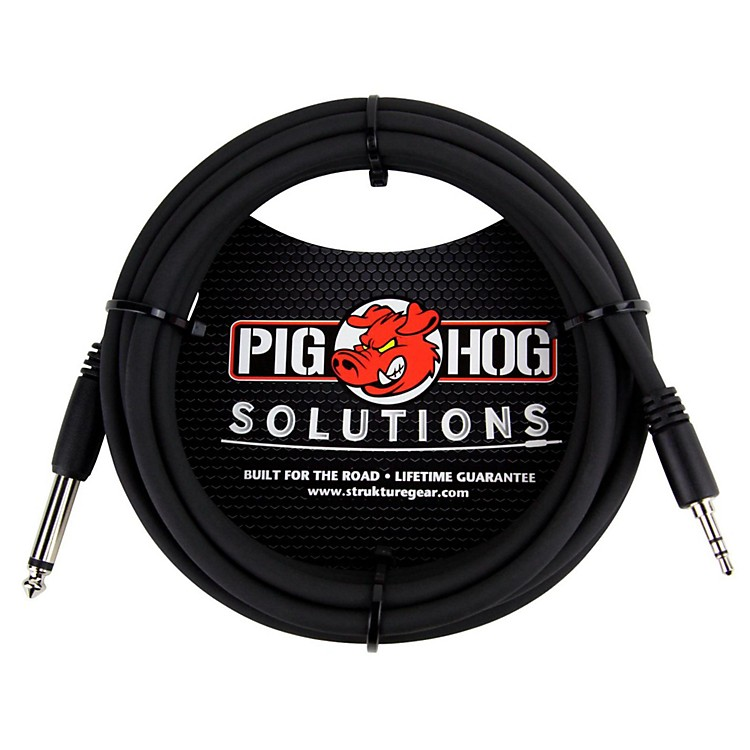 Pig HogSolutions 3.5mm TRS to 1/4
