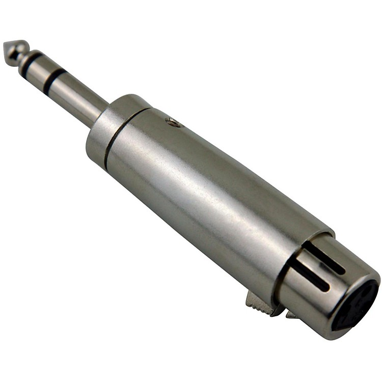 Pig HogSolutions XLR(F) to TRS(M) Adapter