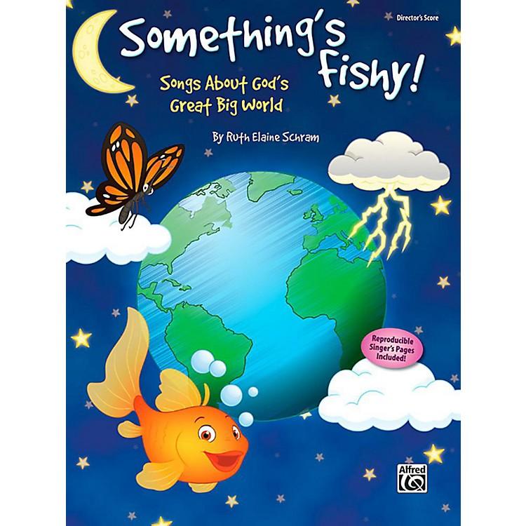 AlfredSomething's Fishy! - Listening CD