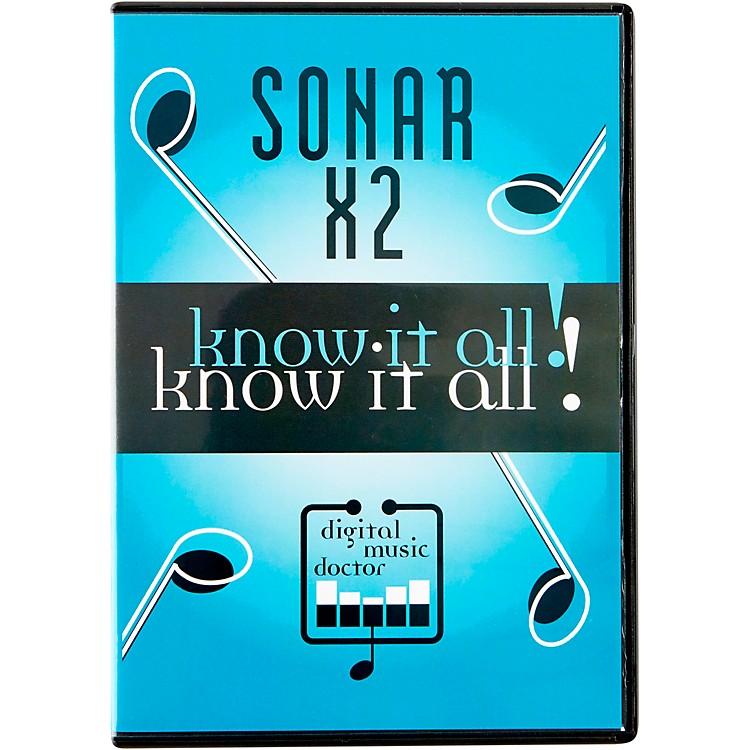 Digital Music DoctorSonar X2 Know It All! DVD